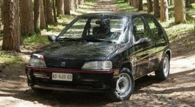 Souvenir Souvenir, Peugeot 106 Rallye 1.3