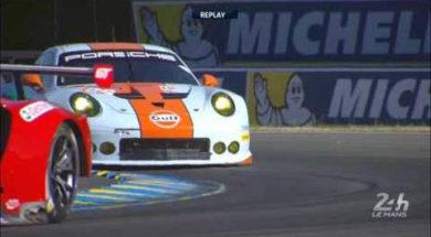 24 Heures du Mans: le Warm-Up