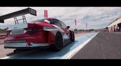 Apprentis pilotes, roulez en Audi RS3 LMS