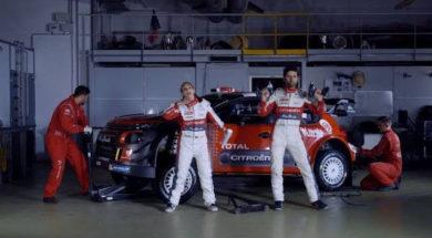 La Fête de la Musique version Citroën Racing et KIZ