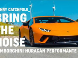 Lamborghini Huracán Performante : Montez le son
