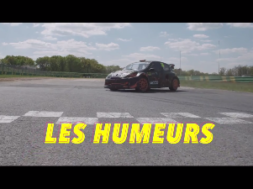 Guerlain chicherit Yacco autocross