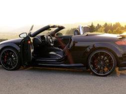 ABT Audi TT RS-R Cabrio, chevaux au vent