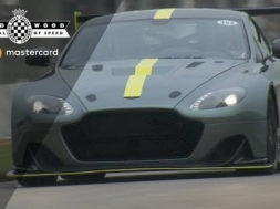 Aston Martin Vantage AMR Pro au Festival of Speed de Goodwood