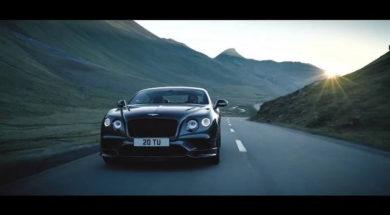 La Bentley Continental sous toutes les (hautes) coutures