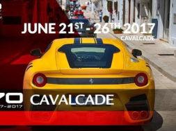 Les 70 ans de Ferrari aux Cavalcade 2017