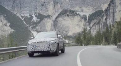 Le Jaguar E-PACE est presque prêt…