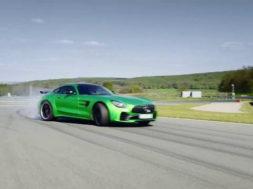 Mercedes-AMG GT R, symphonie de puissance