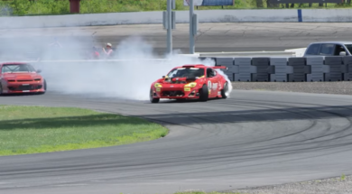 Daily Driving the Ferrari powered Toyota #GT4586 w- Ryan Tuerck – Donut Media-screenshot