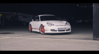 THE PORSCHE 996 GT3 RS IS MEZGER MAGIC-screenshot