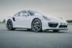 Porsche habille sa 911 Turbo S Exclusive Series de jantes en carbone
