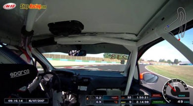 Au cœur de la course avec L'argus en Relais Peugeot Sport à Magny-Cours