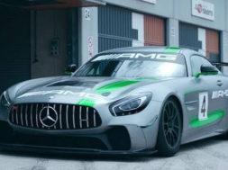 Mercedes-AMG GT4 : le sport pour tous