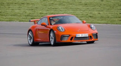 Chris Harris – Top Gear : 911 GT3 RS, du drift, du drift et encore du drift