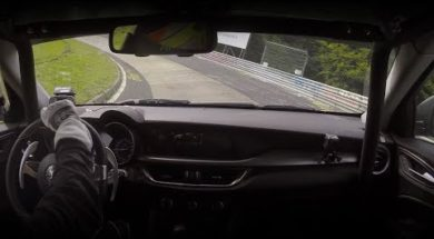 Alfa Romeo Stelvio Quadrifoglio au Nürburgring, les jours se suivent et les records aussi
