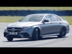 Chris Harris – Top Gear Mercedes-AMG E 63 S