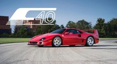 Ferrari F40, la machine à rêves