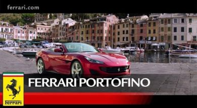 Francfort 2017 Ferrari Portofino