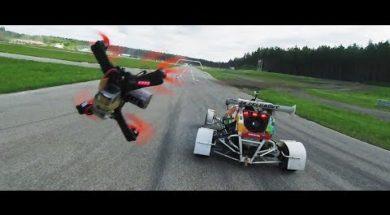 Jānis Baumanis Buggy contre Drones