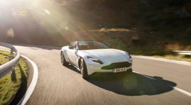 Le dilemme de l'Aston Martin DB11, V12 ou V8