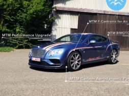 Sorcellerie, MTM Bentley Continental GT V8 Birkin Edition Speed Eight