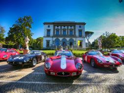 55 ans en fête pour la Ferrari 250 GTO à Maranello