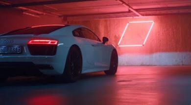 Audi R8 V10 RWS, les sensations avec 2 roues en moins