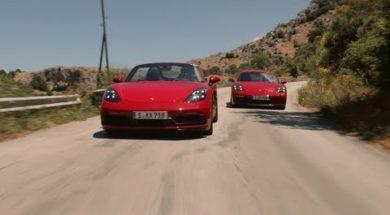 Cadeau de Noël Porsche 718 GTS
