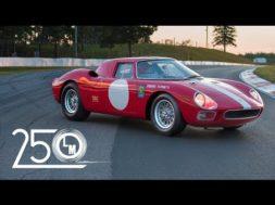Ferrari 250 LM de 1964, la légende du Mans