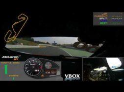 La caméra embarquée du dimanche, McLaren 650S GT3 à Barcelone