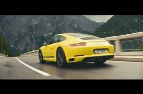 Nouvelle Porsche 911 Carrera T, moins c'est plus