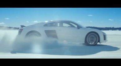 Audi en mode neige