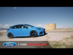 Ford Performance Drift Stick, testé et approuvé par Ken Block