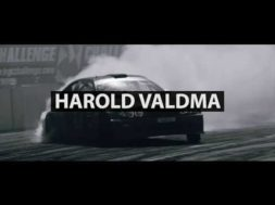 Harold Valdma, run till win et toujours en glisse