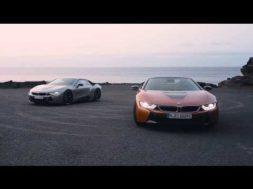 Le nouveau BMW i8 Roadster se découvre un peu plus