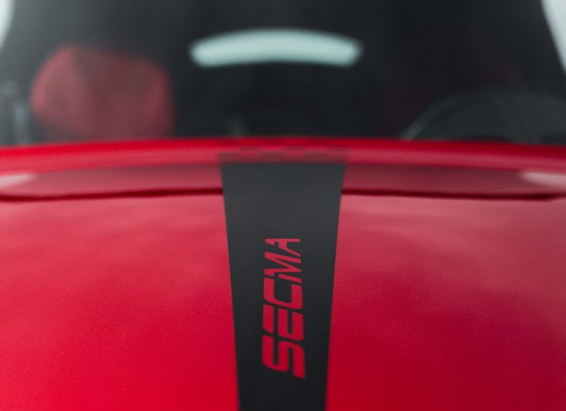 L'essai de la SECMA F16 Turbo