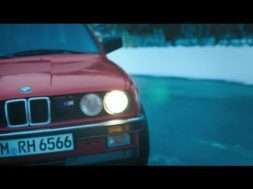 BMW M3 Pick-up, la tragédie de Noël