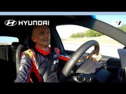 Hyundai i30 N, la sportive coréenne entre les mains de Gabriele Tarquini