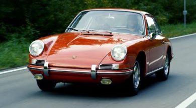Le musée Porsche dévoile sa plus ancienne 911