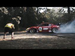 Le retour de la GT4586 drifante