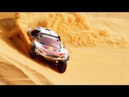 Peugeot 3008, une ballerine dans le désert