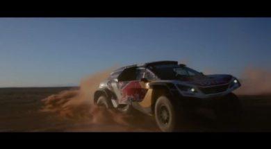 Peugeot 3008DKR Maxi, prêt pour la poussière du Dakar 2018