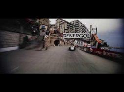 Des images saisissantes du Grand prix de Monaco 1962