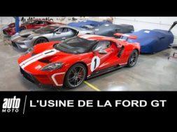 La Ford GT, une américaine au Canada