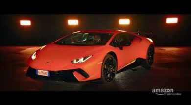 La Lamborghini Huracán Performante, nouvelle référence pour The Grand Tour