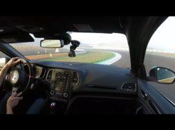 L'appel du circuit pour la Renault Mégane RS 2018, châssis Cup