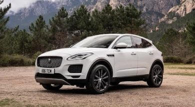 Nouveau Jaguar E-Pace avec un E pour… pourquoi au fait