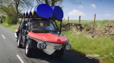 The Grand Tour, saison 2, épisode 9
