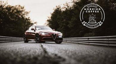 Alfa Romeo Giulia Quadrifoglio, l'ADN de la compétition coule dans ses cylindres