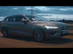 Nouvelle Volvo V60, break et belle
